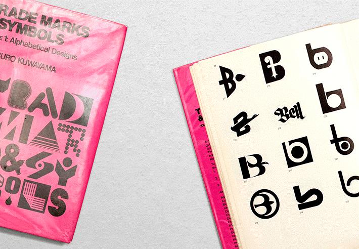 Vier bekende logo's volgens het boekje